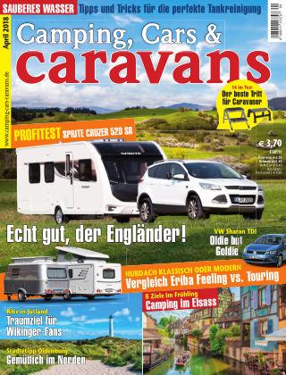 Camping, Cars & Caravans 04_2018