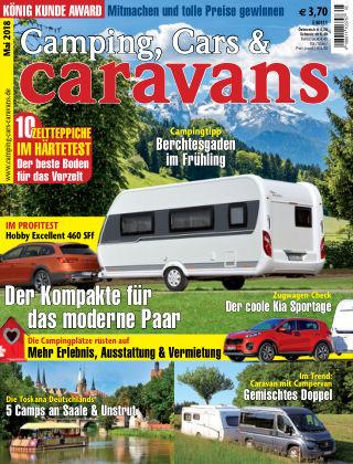 Camping, Cars & Caravans 05_2018