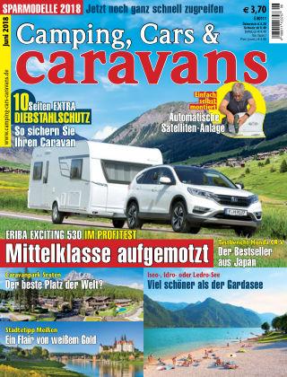 Camping, Cars & Caravans 06_2018