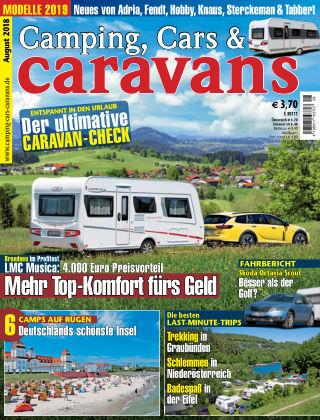 Camping, Cars & Caravans 08_2018