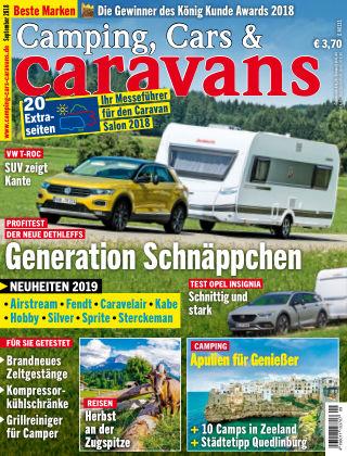 Camping, Cars & Caravans 09_2018