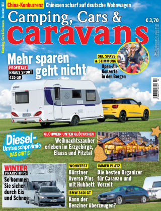 Camping, Cars & Caravans 12_2018