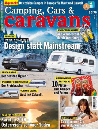 Camping, Cars & Caravans 02_2019