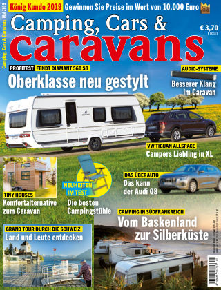 Camping, Cars & Caravans 05_2019