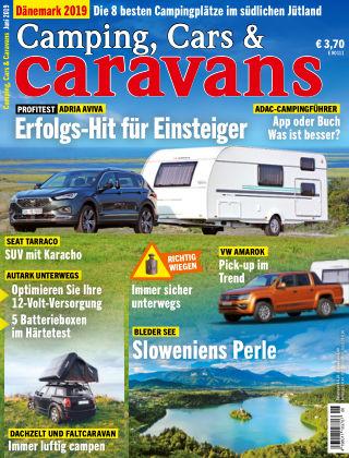 Camping, Cars & Caravans 06_2019