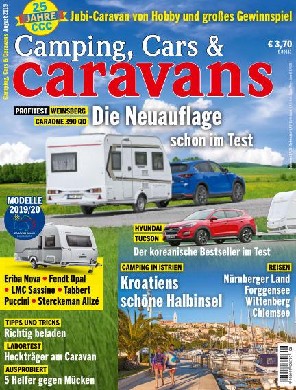 Camping, Cars & Caravans July 09, 2019 00:00