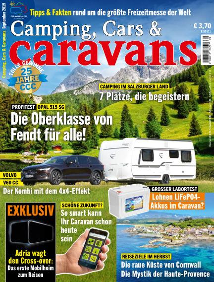 Camping, Cars & Caravans August 16, 2019 00:00