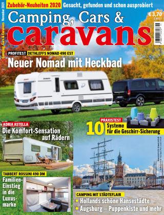 Camping, Cars & Caravans 11_2019