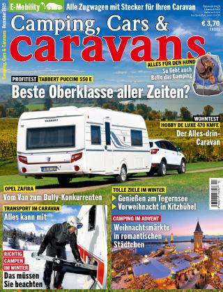 Camping, Cars & Caravans 12_2019