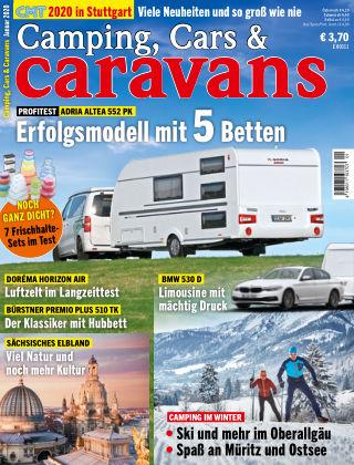 Camping, Cars & Caravans 01_2020