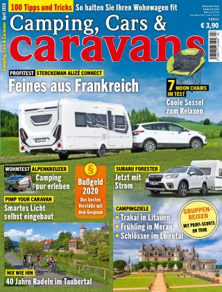 Camping, Cars & Caravans 04_2020
