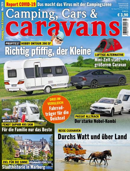 Camping, Cars & Caravans April 09, 2020 00:00