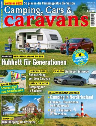 Camping, Cars & Caravans 06_2020