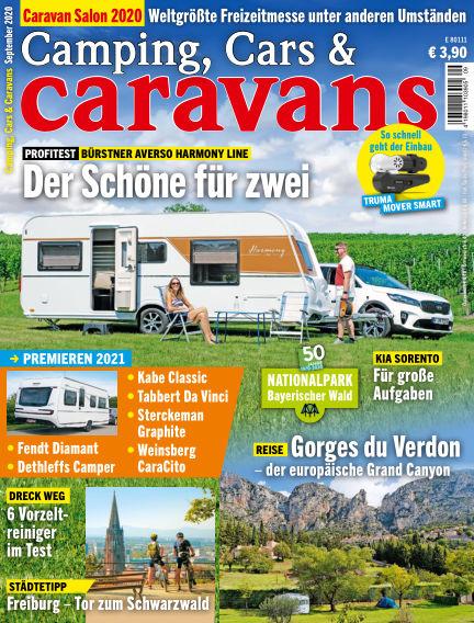 Camping, Cars & Caravans August 11, 2020 00:00