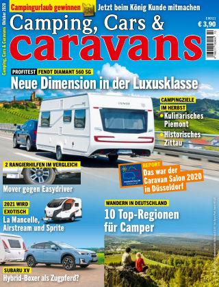 Camping, Cars & Caravans 10_2020
