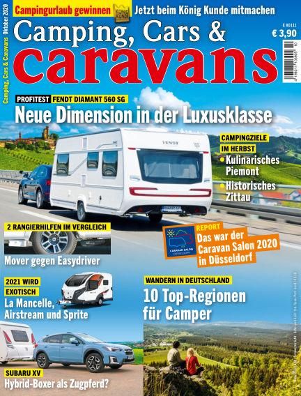 Camping, Cars & Caravans September 18, 2020 00:00