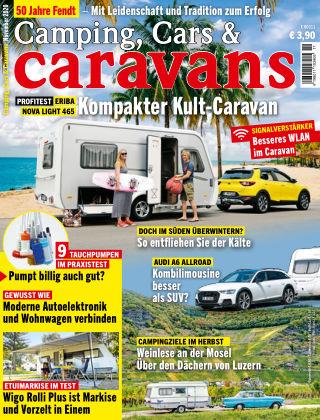 Camping, Cars & Caravans 11_2020