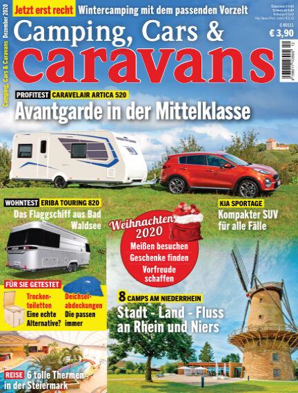 Camping, Cars & Caravans November 10, 2020 00:00