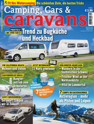 Camping, Cars & Caravans 01_2021