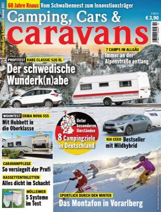 Camping, Cars & Caravans 02/2021