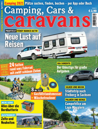 Camping, Cars & Caravans 04/2021