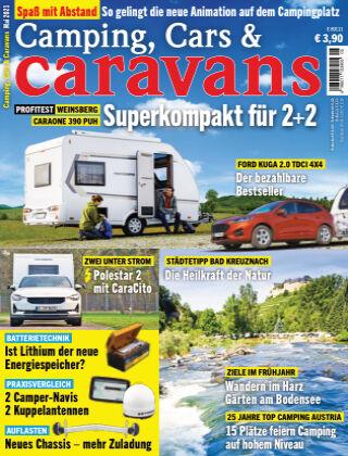 Camping, Cars & Caravans 05/2021