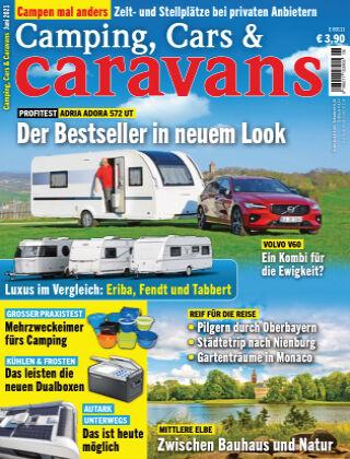 Camping, Cars & Caravans 06/2021