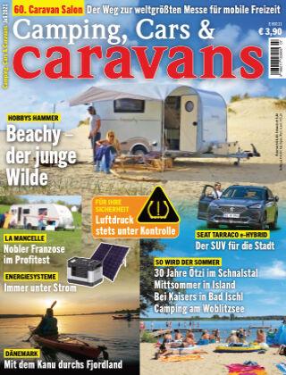 Camping, Cars & Caravans 07/2021