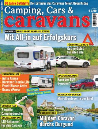 Camping, Cars & Caravans 08/2021