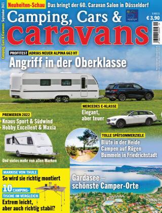Camping, Cars & Caravans 09/2021