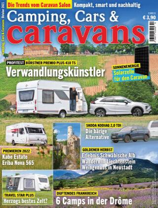 Camping, Cars & Caravans 10/2021