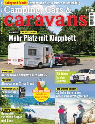 Camping, Cars & Caravans 11/2021