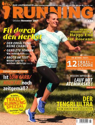 RUNNING – Das sportliche Laufmagazin 06/17