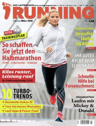 RUNNING – Das sportliche Laufmagazin 02/18