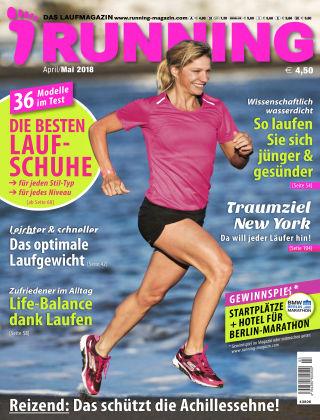 RUNNING – Das sportliche Laufmagazin 03/18