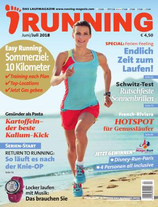 RUNNING – Das sportliche Laufmagazin 04/18