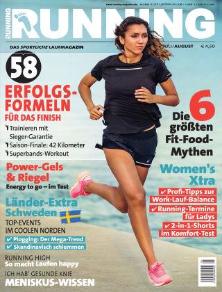 RUNNING – Das sportliche Laufmagazin 05/18