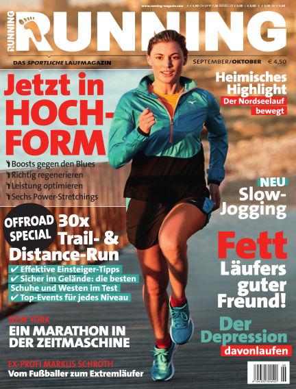RUNNING – Das Laufmagazin