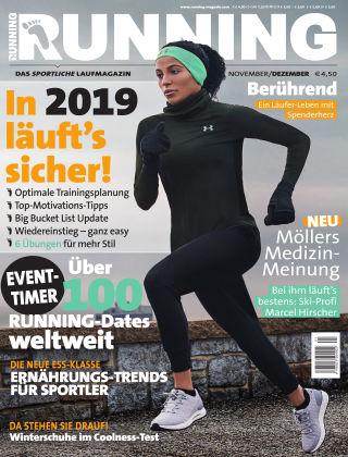 RUNNING – Das sportliche Laufmagazin 01/19