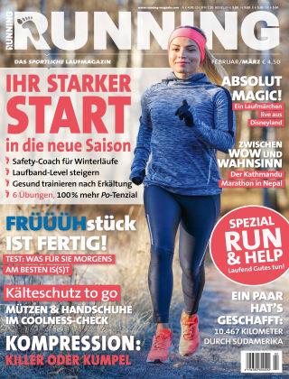 RUNNING – Das sportliche Laufmagazin 02/19