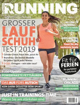 RUNNING – Das sportliche Laufmagazin 03/19
