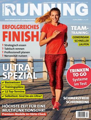 RUNNING – Das sportliche Laufmagazin 04/19