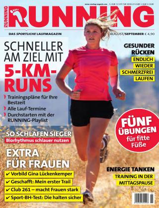 RUNNING – Das sportliche Laufmagazin 05/19