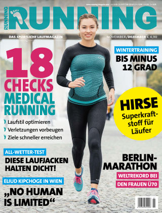 RUNNING – Das sportliche Laufmagazin 01/20