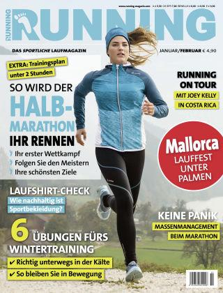 RUNNING – Das sportliche Laufmagazin 02_2020