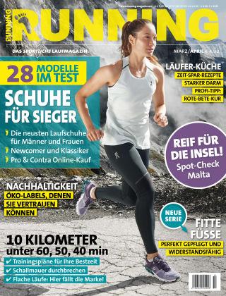 RUNNING – Das sportliche Laufmagazin 03_2020