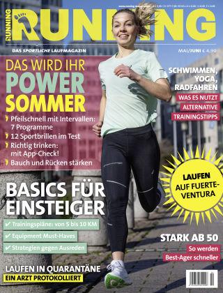 RUNNING – Das sportliche Laufmagazin 04_2020