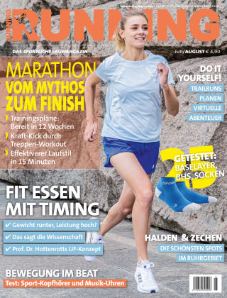 RUNNING – Das sportliche Laufmagazin 05_2020