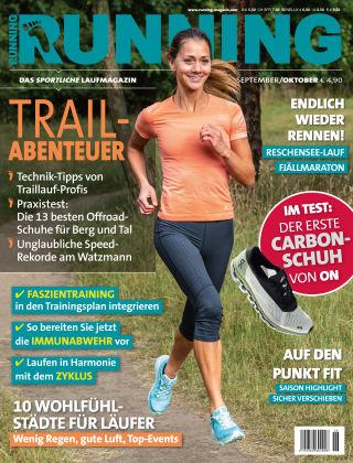 RUNNING – Das sportliche Laufmagazin 06_2020