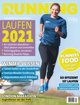 RUNNING – Das sportliche Laufmagazin 01_2021